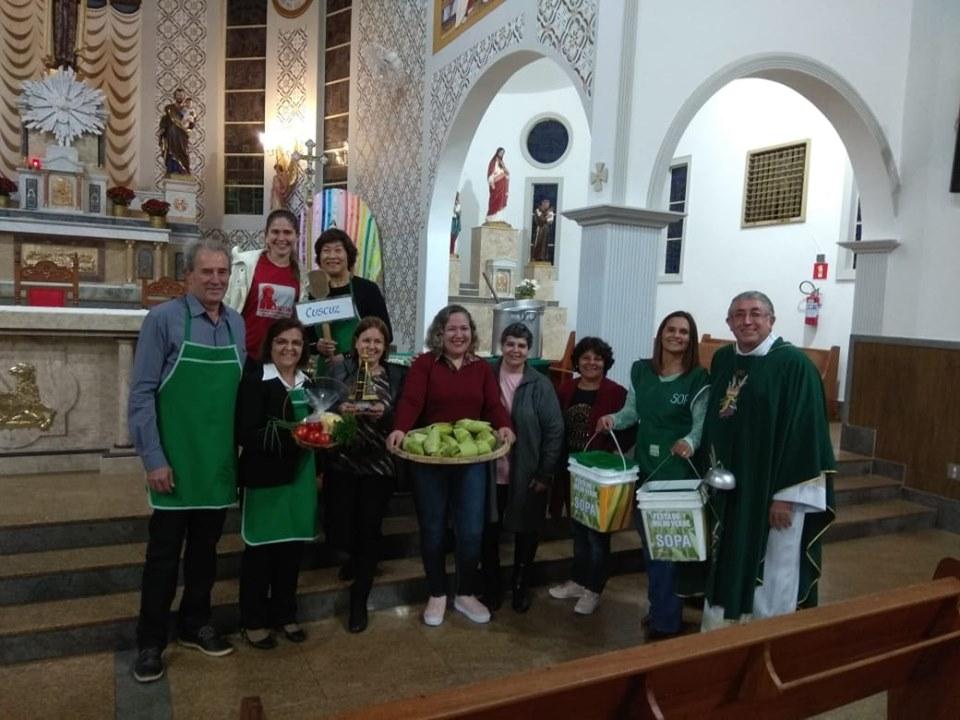 Missa de Abertura da XX Festa do Milho Verde