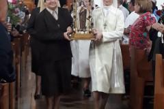 Missa em Devoção A Santa Terezinha Mês De Agosto