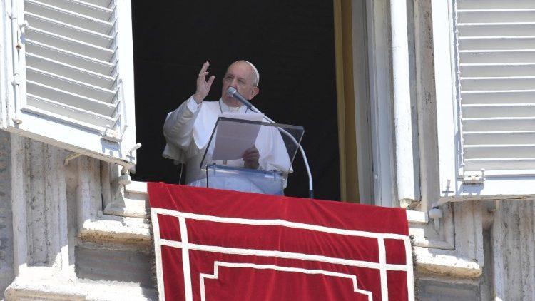 Apelo do Papa: respeitar as Convenções de Genebra