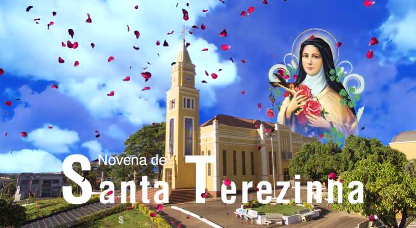 Novena de Santa Terezinha – Pe. Luciano Enes – 9º DIA