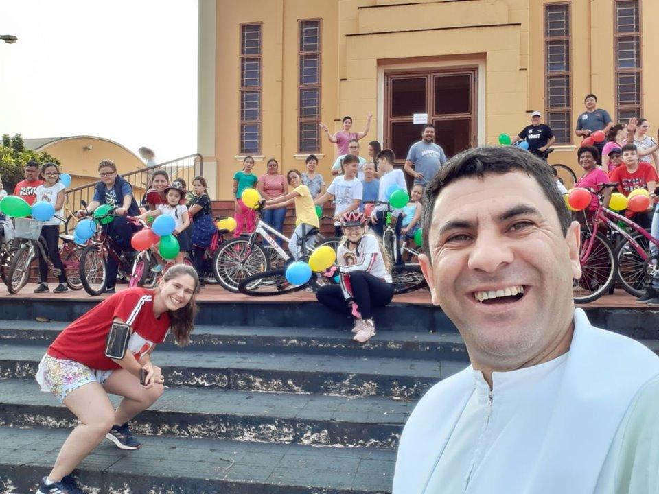 Passeio Ciclístico de Santa Terezinha