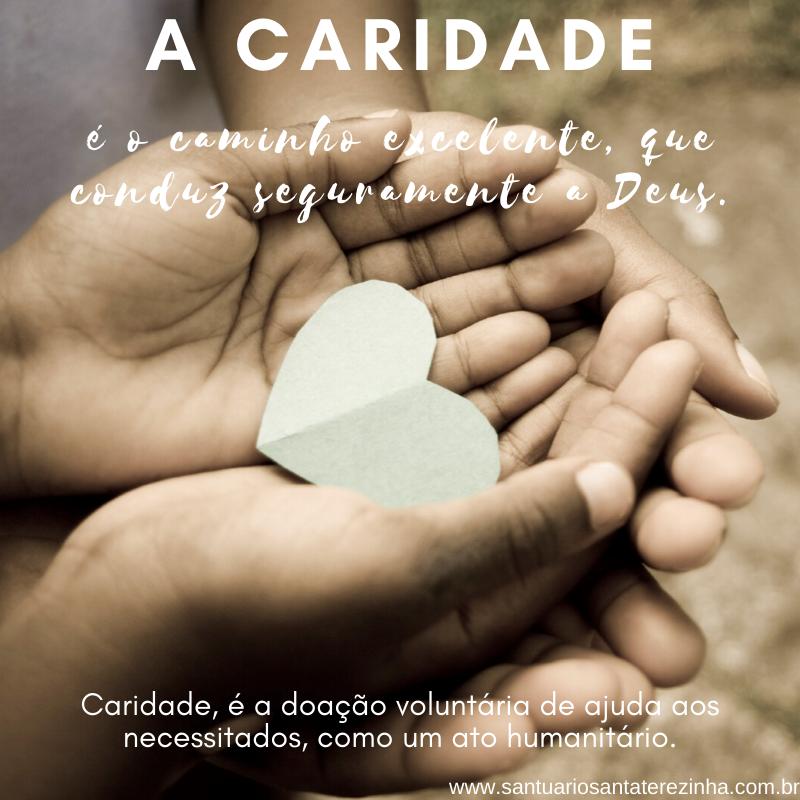 Mensagem de Caridade