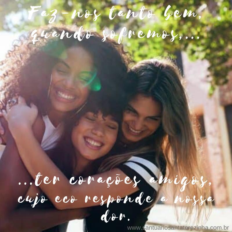 Mensagem de Amizade