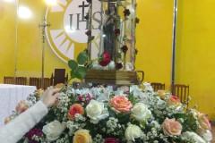Visita da Relíquia de Santa Terezinha do Menino Jesus