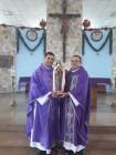 VISITA DA RELÍQUIA DE SANTA TEREZINHA DO MENINO JESUS NA CIDADE DA BARRA DO JACARÉ