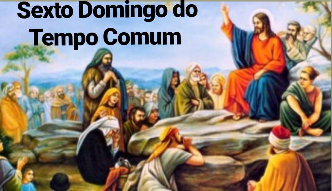 Podcast #016 Homilia Dominical de 16 de Fevereiro de 2020