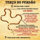 PODCAST TERÇO DO PERDÃO 12 de Março de 2020